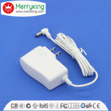 12-18W AC DC Adapter with Us EU Au UK Plug UL FCC DOE VI GS BS Ce SAA PSE Approved
