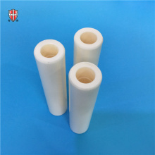 abrasivo pulido ZrO2 zirconia tubo de cerámica tubo de émbolo