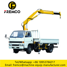 Lorry Crane With Knuckle Boom 5 Ton