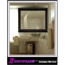 Decor Bathroom Mirror wood Frame Bathroom Mirror With Different Sizes
