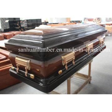 Деревянная шкатулка / уникальный новый деревянный гроб & гроб / деревянные шкатулки (WM02)