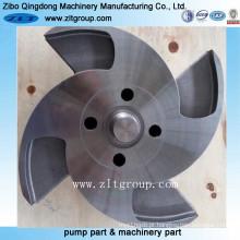Aço inoxidável / liga de aço / rotor de bomba de titânio Durco