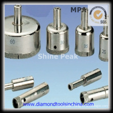 Electroplated Diamond Drill Bit for Glass and Ceramic