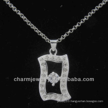 Hot sale Chrismas Gift Silver plated Pendant PSS-009