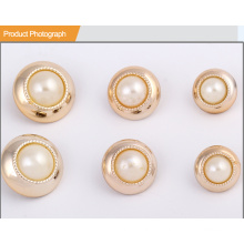 Shinny Gold ABS Hemdknopf BA60373