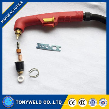 Antorcha de corte accesorio cortador de plasma antorchas trafimet S75