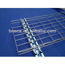 SS304 Stainless Steel Gridding Cable Tray With Accessories (CE,UL,NEMA,ISO,SGS,IEC)