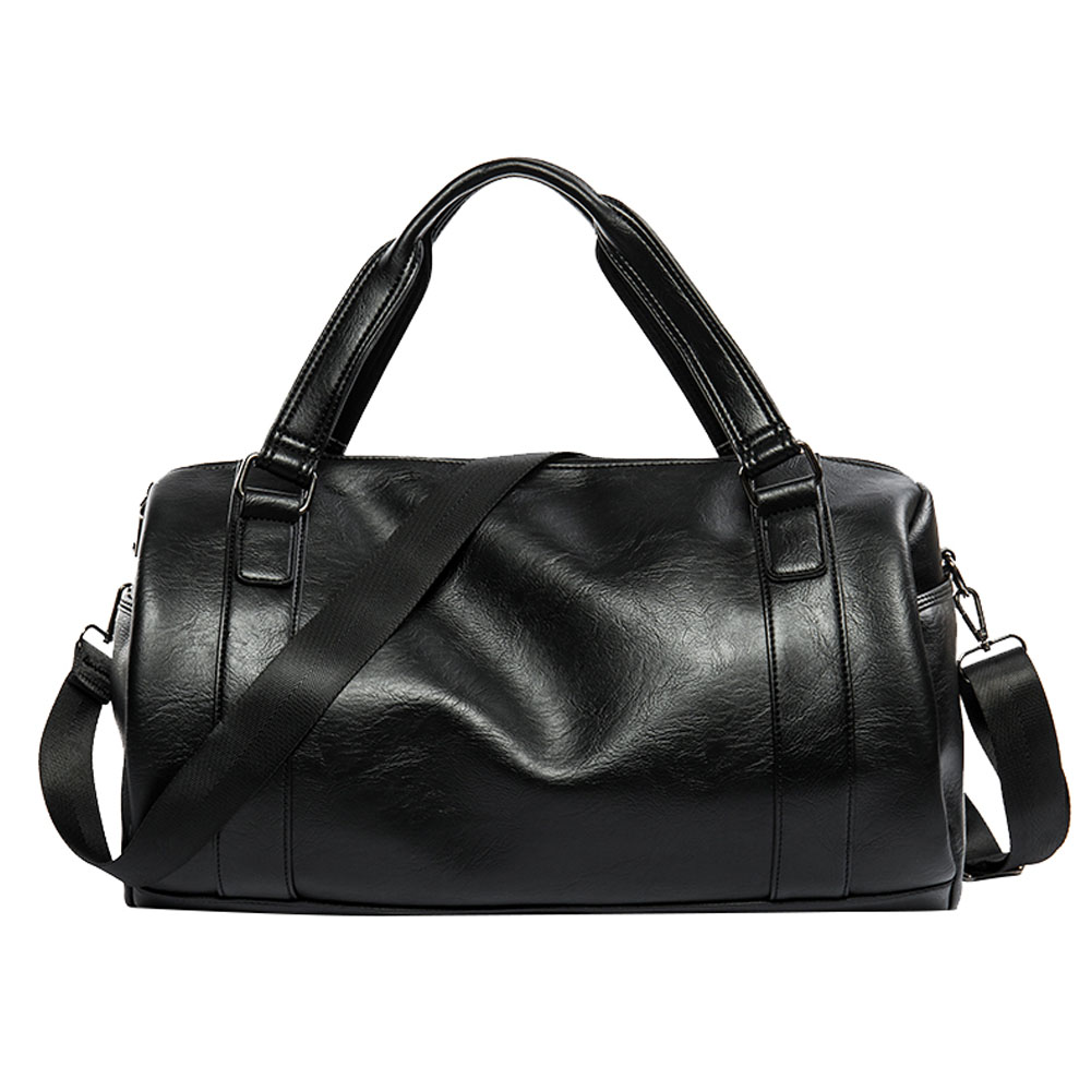 PU Leather Duffel Bags