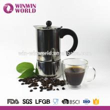 Venda quente Comercial Italiano Moka Espresso Coffee Maker Set