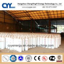 Cylindre de gaz de dioxyde de carbone d'argon à oxygène d'oxygène d'oxygène d'oxygène de haute qualité