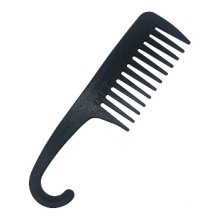 Plastic Anti-Stastic Wide Tooth Barber Comb