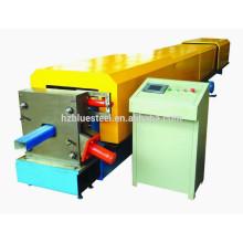 PLC Certificação CE Auto Color Coated Glazed Steel Drainage Pipe Roll formando máquina com coto para venda
