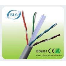 Fabriqué en Chine Vente directe à l'usine Câble de câble LAN Cat.6 UTP