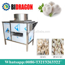 Whole Stainless Steel Garlic Cloves Separating Breaking Machine