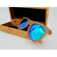 Cork Wood Sunglasses