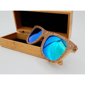 Korken Holz Sonnenbrillen