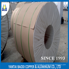 Bobine/feuille/rouleau d'aluminium de matériau de construction