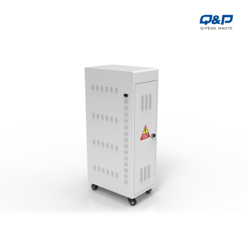 40 USB port charging cabinet with universal caster