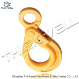 G80 Drop Forged U. S. Type Self Locking Eye Hook