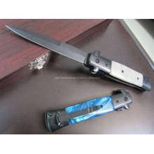 """8.6 """"cuchillo de acero (SE-022)"""