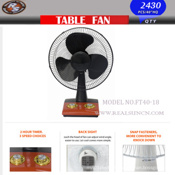 16inch Desk Fan with Full Copper Motor