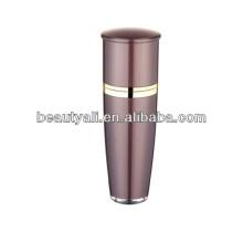 Botella de acrílico de la forma de la seta Botella Empaquetado cosmético