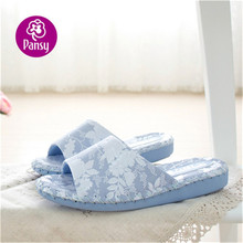 Pansy Comfort Shoes Hand Made Sofa Material Indoor Slippers