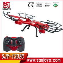 Nuevo producto SKY PHANTOM 1332 rc quadcopter sin cabeza modo rc drone 3D rolling flying rc aircraft SJY-1332C
