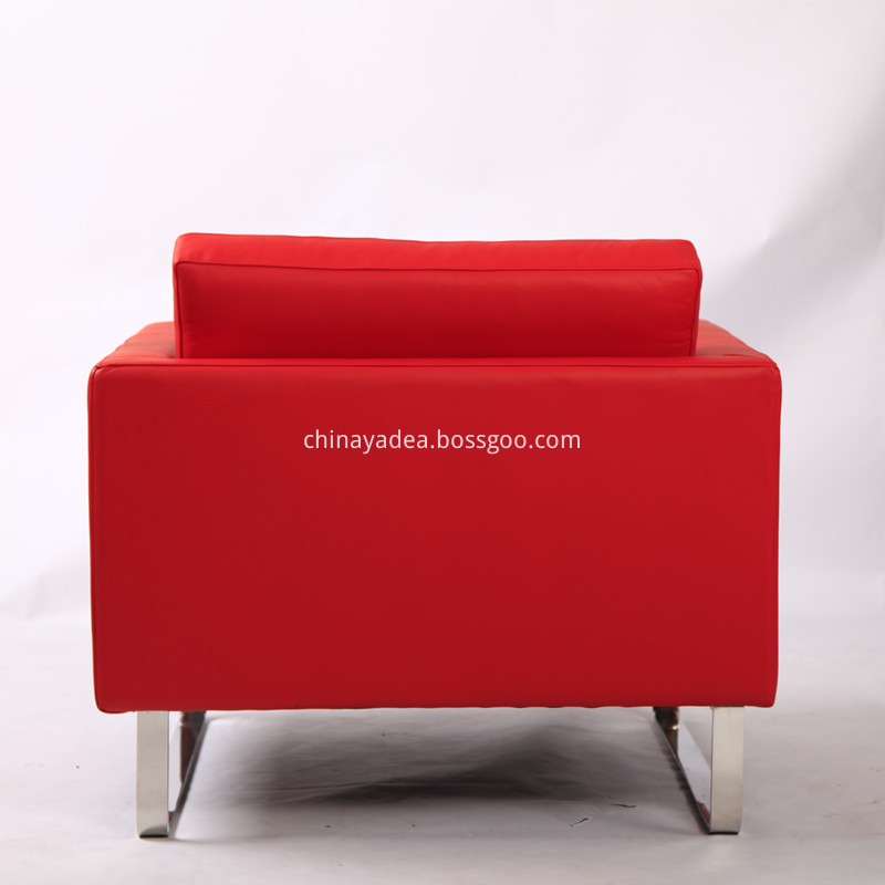 Genuine Leather Sofa Chair