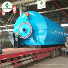 waste oil refining plant/ used oil refining distillation plant