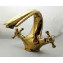 (Investissement) Casting Robinet de salle de bain en acier inoxydable