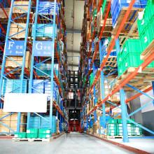 Equipamento de armazenamento de rack de aço resistente VNA