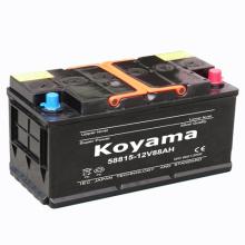 Batterie automobile scellée DIN88-Mf (58815) 88ah 12V