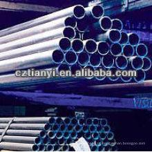 Tubo de aço soldado carbono de 4 polegadas