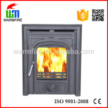 Model WM-CBI101 multi-fuel cast iron water jacket wood stove