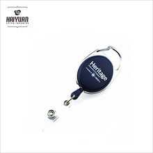 Cartilheiro retrátil personalizado Badge Reel Yoyo Reel Pull