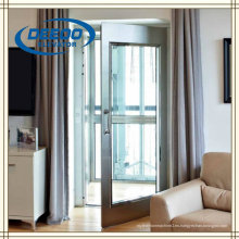 Venta caliente Villa Home Glass Elevator