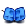 Étui en plastique dur imperméable adapté aux besoins du client de sachet à thé