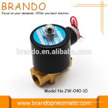 Hot China Products Wholesale válvula de solenoide de agua de riego