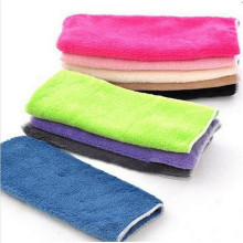 Colorful Warp Knitting Microfiber Cleaning Cloths