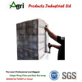 Soft machine use film strech for pallet packing