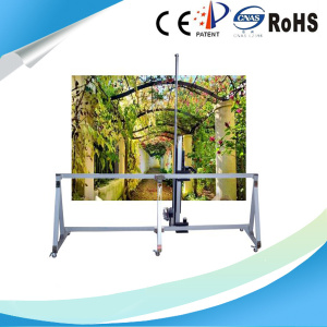 Indoor Outdoor Wall Art Printer Machine