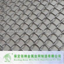 Anping galvanizado y malla de alambre recubierta de PVC