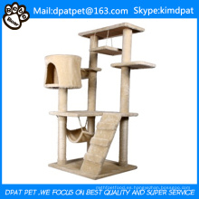 Nuevos productos en China Market High Quality Cat Play Tree
