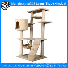 New Products on China Market High Quality Cat Play Tree
