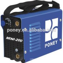 Venta caliente MMA DC inversor máquina de soldadura (tecnología IGBT) MINI-145