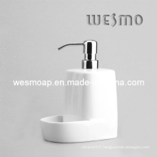 Porcelain Soap Dispenser (WBC0601B)