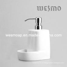 Фарфоровый диспенсер для мыла (WBC0601B)