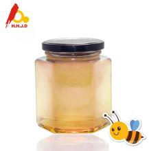 Чистый акациевый мед и молоко