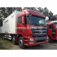 Forland 8X4 Refrigerator Transportation Truck Truck
